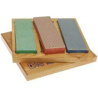 Blocco di affilatura DMT Whetstone, set