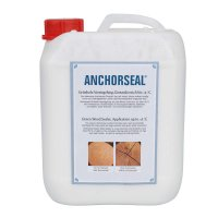 Enduit pour bois vert Anchorseal, application jusqu'à -4 °C, 5 l