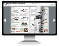 Online im Drechselwerkzeug Katalog blättern
