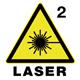 Laser classe 2