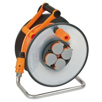 ProfessionalLine SteelCore Cable Reel, 33 m