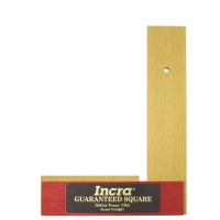 Incra Guaranteed 90° Square, Blade Length 185 mm