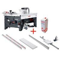 AKTION: ERIKA 85 EC inkl Schiebeschlitten, Zusatztisch, Halteschienen, Cleanbox