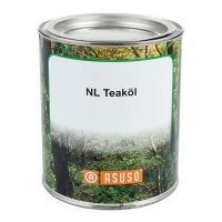 ASUSO NL Teak Oil, 750 ml
