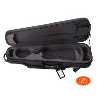 P100型Pedi琴盒,小提琴4/4,反光,黑色。