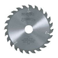 MAFELL TCT Saw Blade, 120 x 1.2/1.8 x 20 mm, T 24, AT Universal