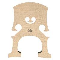 Chevalet Teller*, brut, basse 3/4, 4 cordes, 145 mm