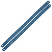 Replacement Blades for Metal Coping Saw, Length 300 mm, 32 Teeth per Inch