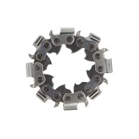 King Arthur's Tools Replacement Chain for Merlin Chain Saw Cutter, 8 Tooth