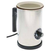 Réchaud à colle Herdim, récipient céramique, 250 ml, 230 V