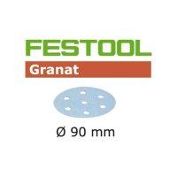 Festool Disque abrasif STF D90/6 P80 GR/50