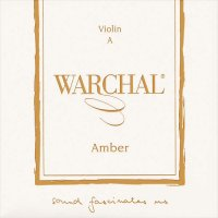 Warchal Amber Strings, Violin 4/4, Set, E Ball