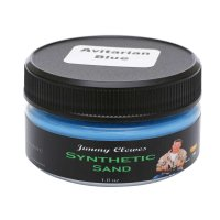 Jimmy Clewes Synthetic Sand, blau
