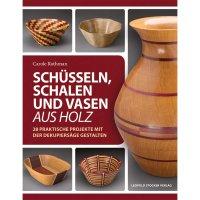 Schüsseln, Schalen und Vasen aus Holz