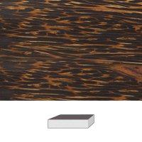 Palmwood, 150 x 38 x 38 mm