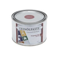 Linseed Oil Paste Zoo Red