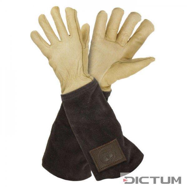 Haws Ladies' Gardening Gloves with Leather Cuff