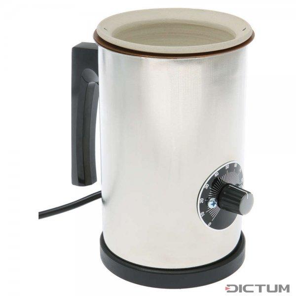 Herdim Glue Pot, Ceramic Container, 250 ml, 120 V