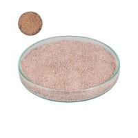 Imitation Stone for Inlay Work, Granules, Rose