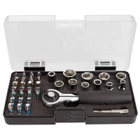Ratchet, 38-Piece Set