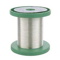 Echter Silberdraht, 0,25 mm, 100 g