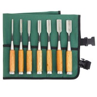 Gouges, 7-Piece Set