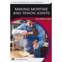 Making Mortise and Tenon Joints