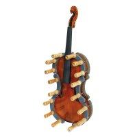 Herdim Gluing Clamps, 6-Piece Set, Violin