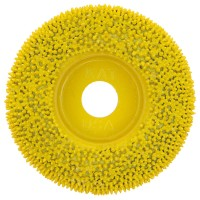 King Arthur's Tools Carbide Abrasive Disc, Flat Profile, Medium