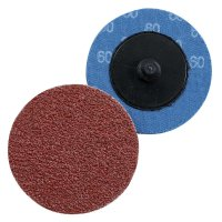 Sanding Pads with Quick-Change Mechanism for Merlin2, grit 60