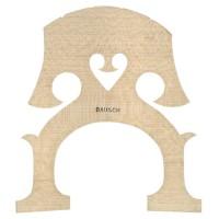 c:dix Bausch Steg, zugeschnitten, Cello 1/2, 77 mm