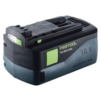 Festool Battery Pack BP 18 Li 5,2 AS