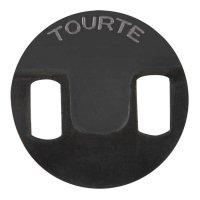 Rubber Mutes Tourte, Round, Viola