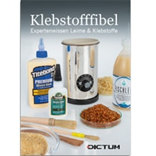 Dictum Klebstofffibel Cover