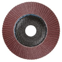 Klingspor Flap Sanding Disc, 115 mm, Grit 120