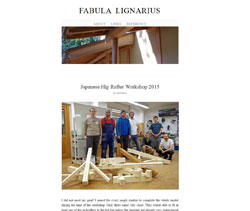 Fabula Lignarius - Blog by Mathieu Peeters