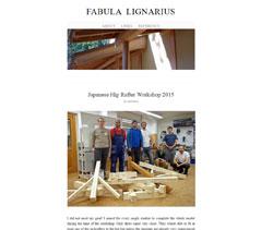 Fabula Lignarius - Blog by Mathieu Peeters