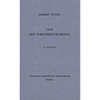 Taxe der Streichinstrumente, 17. Auflage