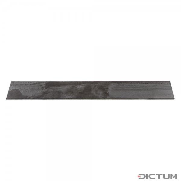 Acier plat japonais VG-10, laminé, 67 couches, 2,5 x 40 x 245 mm