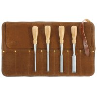Lie-Nielsen Chisels, 4-Piece Set