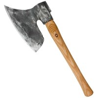 DICTUM Broad Axe, Left Bevel
