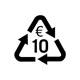 Kupon recyklingowy 10 €