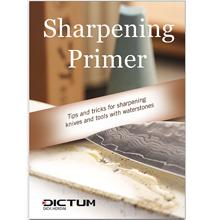 DICTUM Sharpening primer