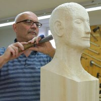 Sculpting a Human Head