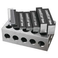 Veritas Metric Set-Up Blocks, 9-Piece Set