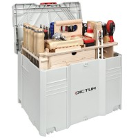 Systainer T-LOC with DICTUM Tool Carrier »Cabinet making, Interior Work«