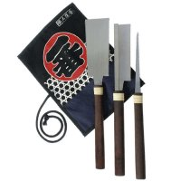 Fine Saws, 3-Piece Set