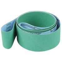Klingspor Ceramic Grain Abrasive Belt CS 931 JF, Grit 80