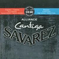 Savarez Cantiga Alliance Saiten, Gitarre, 510ARJ, Mixed Tension