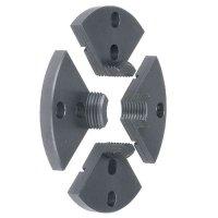 Mâchoires de serrage rainurées Axminster, Type BF